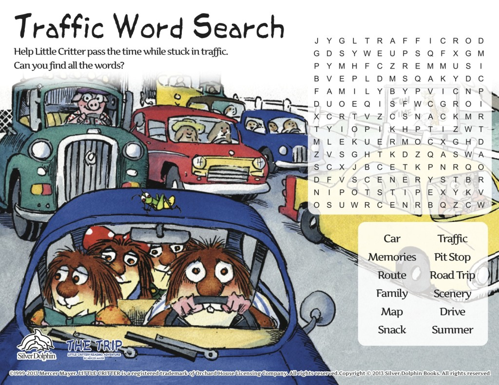 TrafficWord-Search
