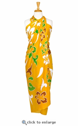 hawaiian-sarong-yellow-w-green-caramel-9