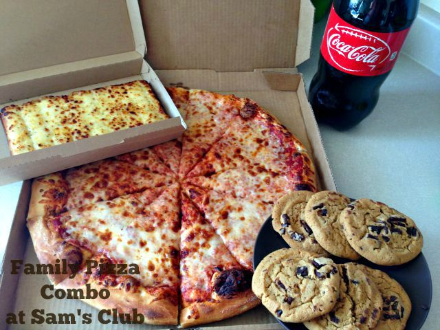 Family Pizza Combo