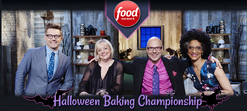 Halloween Food Network